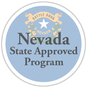 Nevada state approved program