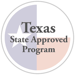state approved in Texas