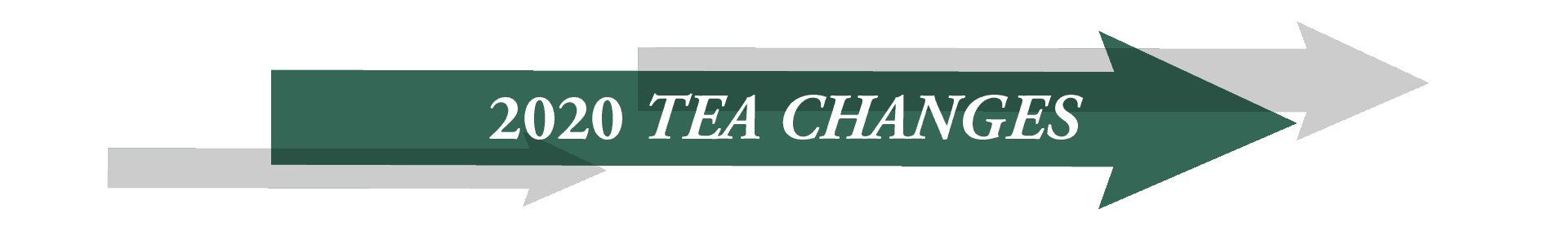 TEA rule change