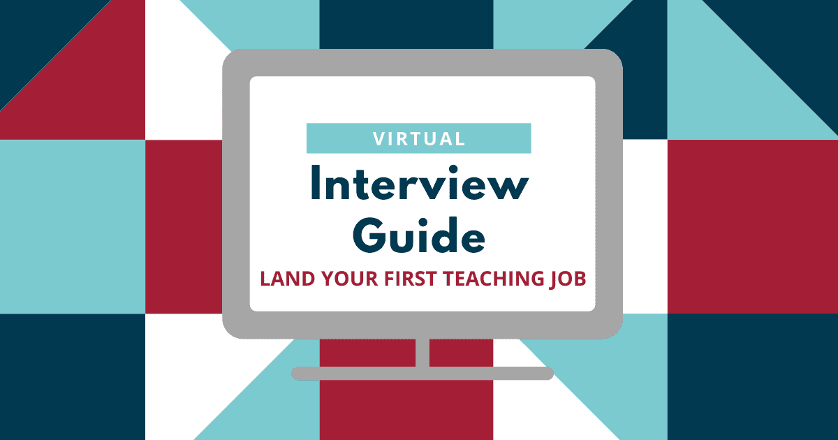 Virtual Teacher Interview Questions (and Answers!)