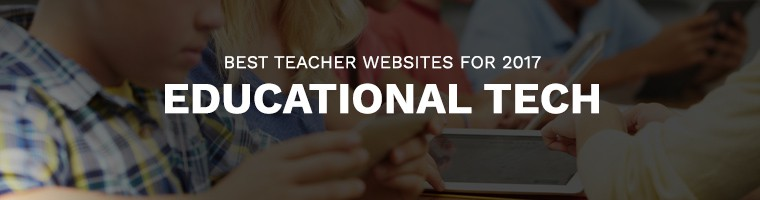 Ed Tech Websites