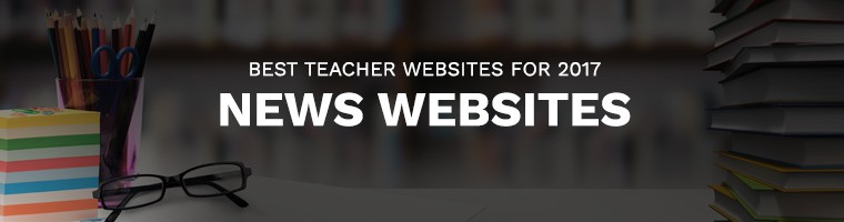 Education News Websites For Teachers