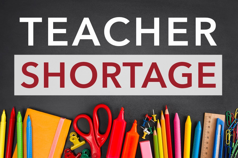 Teacher Shortage