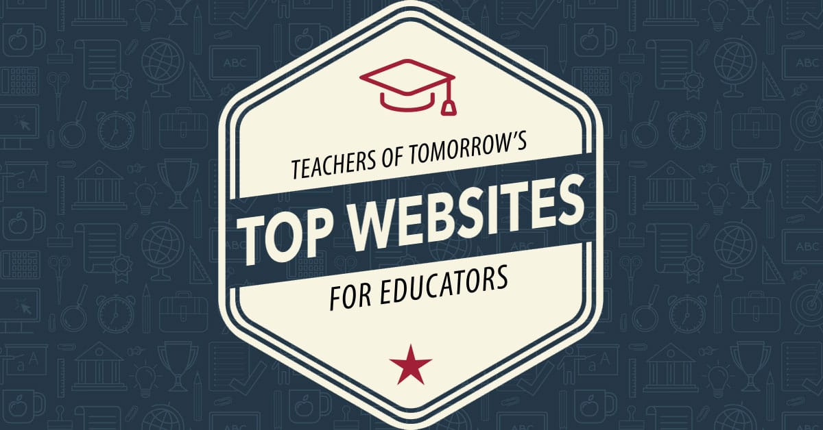 Top 50 Teacher Websites 2017
